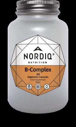 Energising B vitamin support