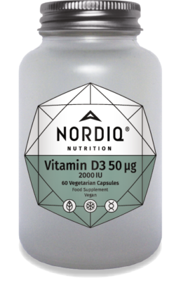 Plant-based vitamin D support